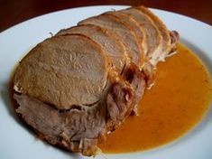 Lomo de cerdo a la naranja Pork Recipes, Mexican Food Recipes, Sweet Recipes, Cooking Recipes, Spanish Recipes, Meat Steak, Best Meat, Meat Lovers, Lunches And Dinners