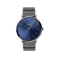 Men & Women Watches Ultra Thin Steel Mesh Waterproof Quartz Wrist Watch Unisex Band Length: Resistance Depth: Material Type: Stainless SteelStrap Typle: Stainless Steel Mesh and Genuine Leather Hugo Boss Watches, Watches For Men, Stainless Steel Mesh, Stainless Steel Bracelet, Mesh Bracelet, Bracelet Watch, Watch Brands, Watch Ad, Boss Black