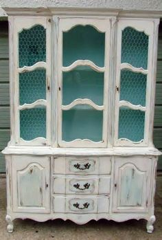 Image detail for -Shabby Chic Rustic Antique French Country Chair