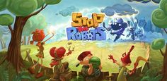 Stop the Robots v1.0.1 - Win battles to gather resources. Hire a team and unlock their powerful skills.