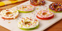 Donut Apples - For when you need to take a break from the real stuff.