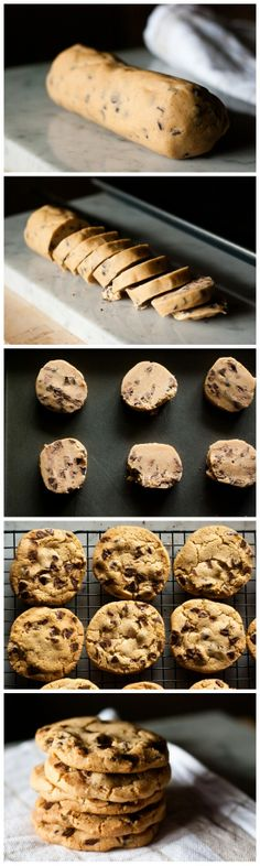 New Favorite Chocolate Chip Cookie