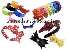 Would You Wear… Statement Headbands?