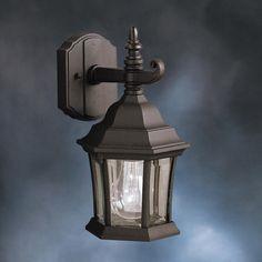 Kichler Townhouse Outdoor Wall Lantern & Reviews | Wayfair