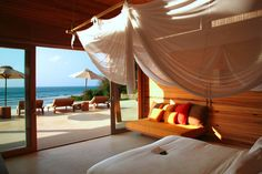Sleep only a few feet from the beach and only a few steps from the pool!
