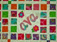 Baby Quilts - Elizabeth's Quilts