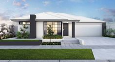Image result for single storey rendered facades
