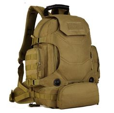 Molle Tactical Backpacks Outdoor Hiking Waterproof Military Army Gear Bag Fast Pack Lite Speed Backpack Outdoor Bags