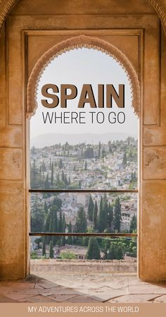 Oh Spain, why are you so beautiful? With such a variety of different landscapes and cities, it might be hard to decide where to go in Spain! Check out this Spain travel guide to find out what are the unmissable places to visit in Spain - tons of Spain travel tips. #spaintravel #spain - via @clautavani