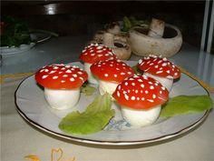 "Snack ""Mushrooms"""