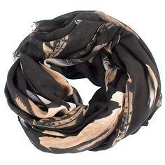 Marian scarf in black  #redesignedbydixie #scarf #hot #pretty #fashion