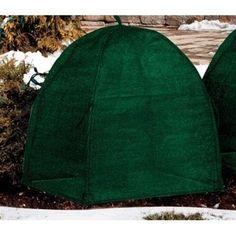 """Nuvue 20252 Winter Shrub Cover, 28 x 28"""" x 34"""", Hunter Green, Outdoor Décor"""