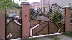 Wrought Iron Gates - Fences