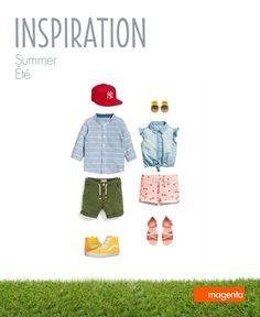 KIDS PHOTO SESSION - Summer season outfits // SÉANCE D'ENFANTS - Saison estivale