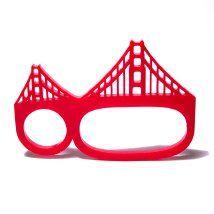 Golden Gate Ring $17 #jewelry #sanfransisco