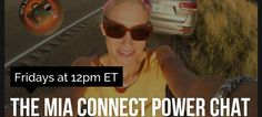 March 4 - #TheMiaConnectPowerChat - Get your #FiveMinutesInTheBox