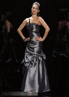 USD$190.39 - Graceful Floor-length Empire Waistline Lace-up Evening Dresses - www.27Dress.com