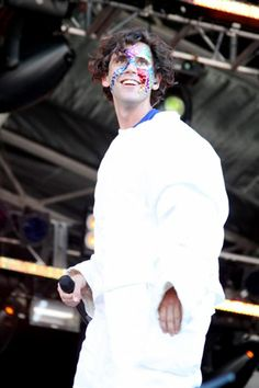 Mika - main stage Bestival on September 12, 2009 in Newport, Isle of Wight