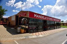 Mandela's Family Restaurant, Soweto, Gauteng, South Africa | by South African Tourism Pretoria, Time Capsule, Live, Creative Art, South Africa, Tourism, African, Places, Outdoor Decor