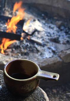 nokipannukahvia kuksasta | Kahvipannun taikaa -kuvakisa