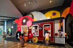 Melbourne Museum Kids Exhibition With Corian Kids Church Rooms, Kids Restaurants, Kids Salon, Melbourne Museum, Parc A Theme, Activity Room, Kids Zone, Kid Spaces, Toy Store