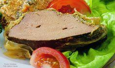 Sertésmáj fűszeresen, kelben sütve – Receptletöltés Sandwiches, Food, Essen, Paninis, Yemek, Meals