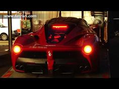 The exciting official behind-the-scenes video dedicated to the LaFerrari, the maximum expression of excellence from the Prancing Horse in the special limited series.    L'emozionante dietro alle quinte del video ufficiale dedicato a LaFerrari, la massima espressione di eccellenza della Casa di Maranello in serie speciale limitata.    Official websit...