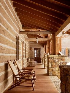 Beautiful rustic compound with a wine silo in Wyoming
