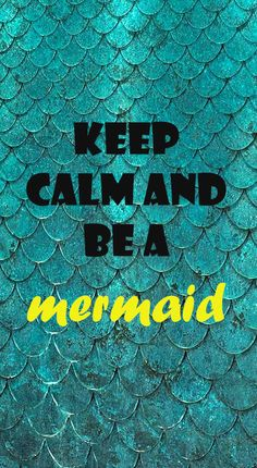 Play this quiz to find out what color mermaid tail you have!