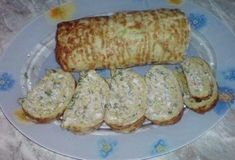 """Салат Паутинка"" - domoxozauka.ru Crazy Cakes, Baked Potato, Sausage, French Toast, Food And Drink, Cooking Recipes, Bread, Vegetables, Breakfast"