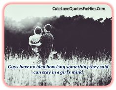 love quotes and cute sayings will help you to build connection between your and his hearts. Remember that even just a little word can change everything! Cute Love Quotes For Him, Cute Quotes, Connection, Hearts, Change, Sayings, Words, Cute Qoutes, Lyrics