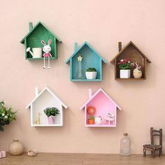 Kids Room Wall Shelves Samples and Models - # Kids .- Çocuk Odası Duvar Rafları Örnekleri ve Modelleri – Kids Room Wall Shelves Samples and Models – # Kids # Room # Samples - Bedroom Crafts, Diy Home Crafts, Craft Stick Crafts, Wood Crafts, Wooden Wall Decor, Wooden Walls, Wooden Fence, Decoration Creche, Wall Decorations