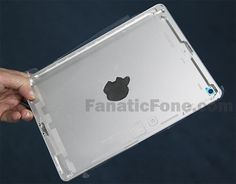 Leaked Photos Show Redesigned iPad 5 - http://www.ipadsadvisor.com/leaked-photos-show-redesigned-ipad-5