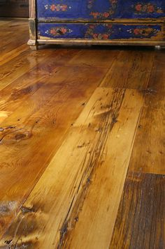Carlisle Wide Plank Floors Reclaimed Milled Barnwood Floor Detail. The quality of a Carlisle floor is matched only by that of the customer experience.