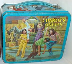 1978 Charlie's Angels Lunch Box