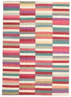 Kelim Modern tapijt 206x290
