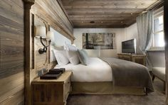 Luxurious Chalet Edelweiss in Courchevel 1850