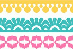 Silhouette Online Store: assorted decorative borders