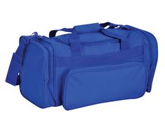 Durable Canvas Sports Duffel Bag by Getz  Royal Blue ** Check out the image by visiting the link. (This is an affiliate link) #DuffleBagCollection