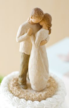 willow tree cake top | Cake Topper / Promise Tortenaufsatz (Willow Tree), aus Willow Tree ...