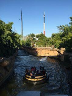 #summer #bigtexas #sixflag #water #thrilling #park #adventure