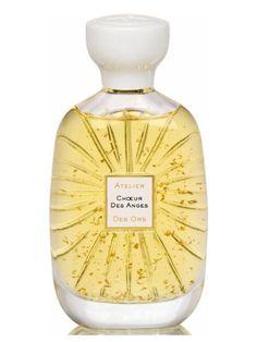 Atelier des Ors Choeur des Anges (Choir of Angels) is a juicy citrus perfume. I think it's my favorite blood orange fragrance.