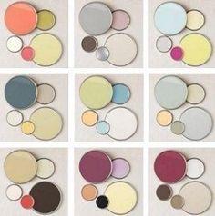 Как правильно сочетать цвета: 30 цветов от белого до чёрного. | Школа красоты