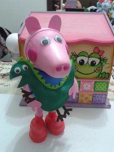 George Pig em eva 3d I parte
