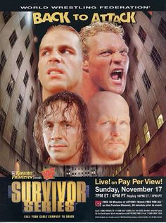 Survivor Series 1996