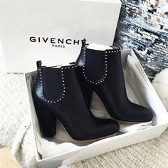 We need these Givenchy booties right now. // Follow @ShopStyle on Instagram to shop this look