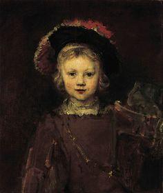 Portrait of a Boy (1655-1660)
