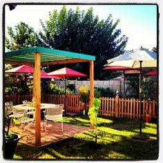 Nice backyard retreat :)