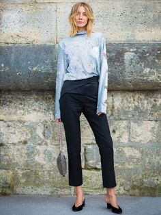 Friendly Warning: You're About to Spot This Shoe Style Everywhere via @WhoWhatWearAU