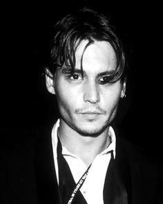 Johnny Depp and Sharp Cheekbones